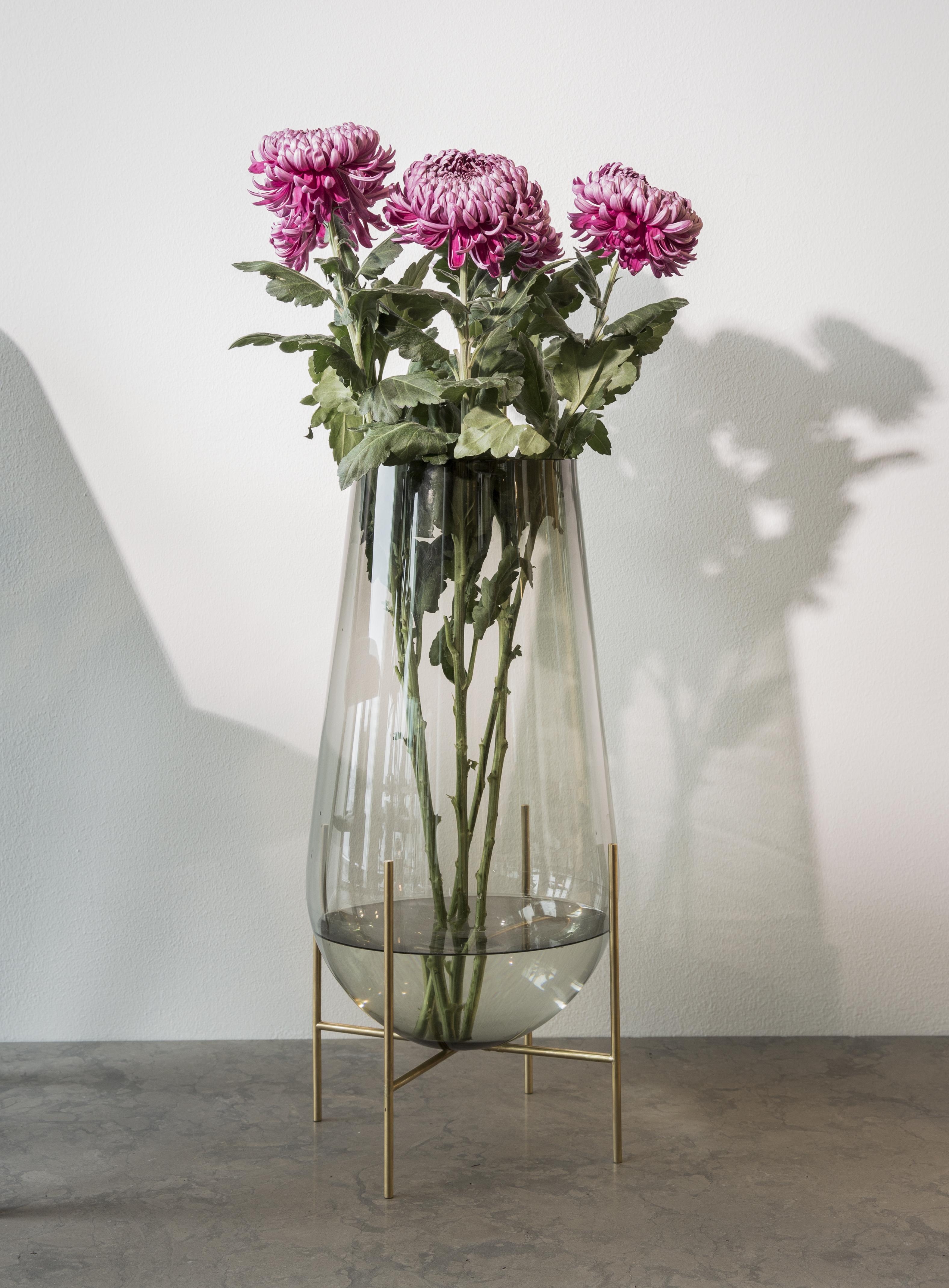 Echasse vase menu