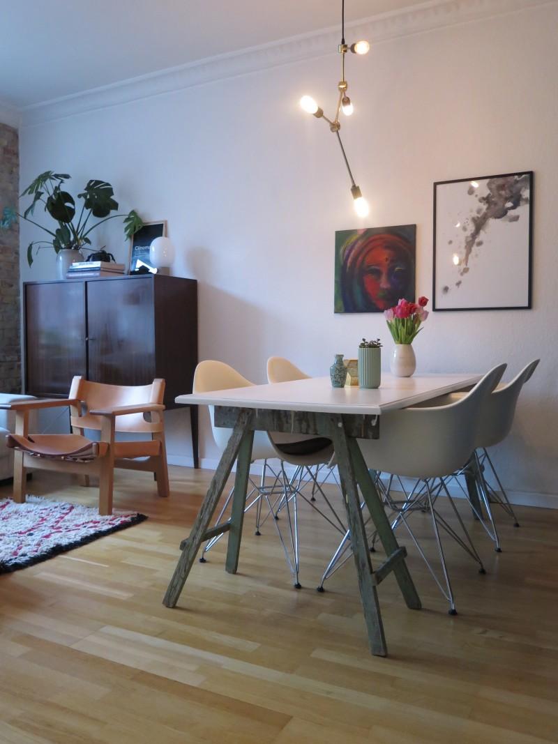 Stue_børge mogensen_spanske stol_teaktræ