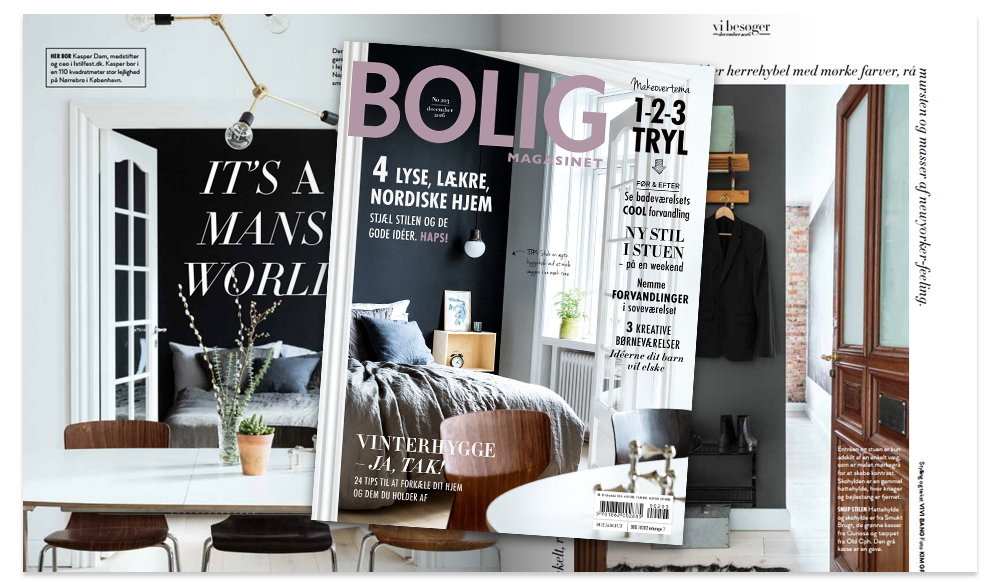 Boligmagasinet, December 2016
