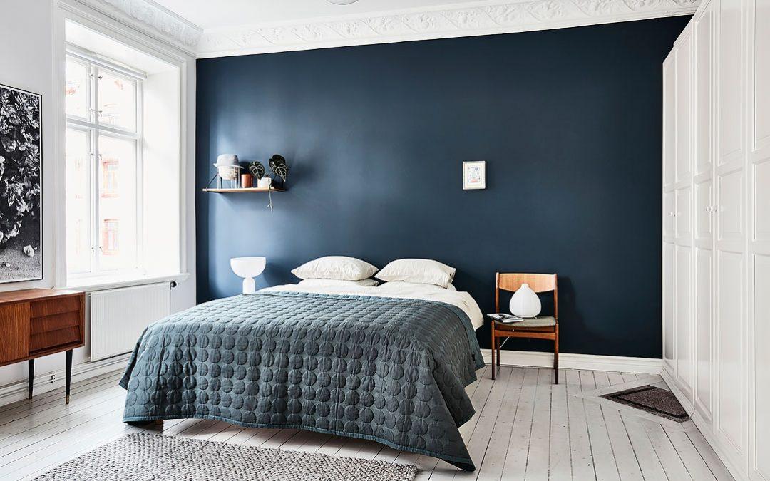Skab nyt liv i boligen med maling