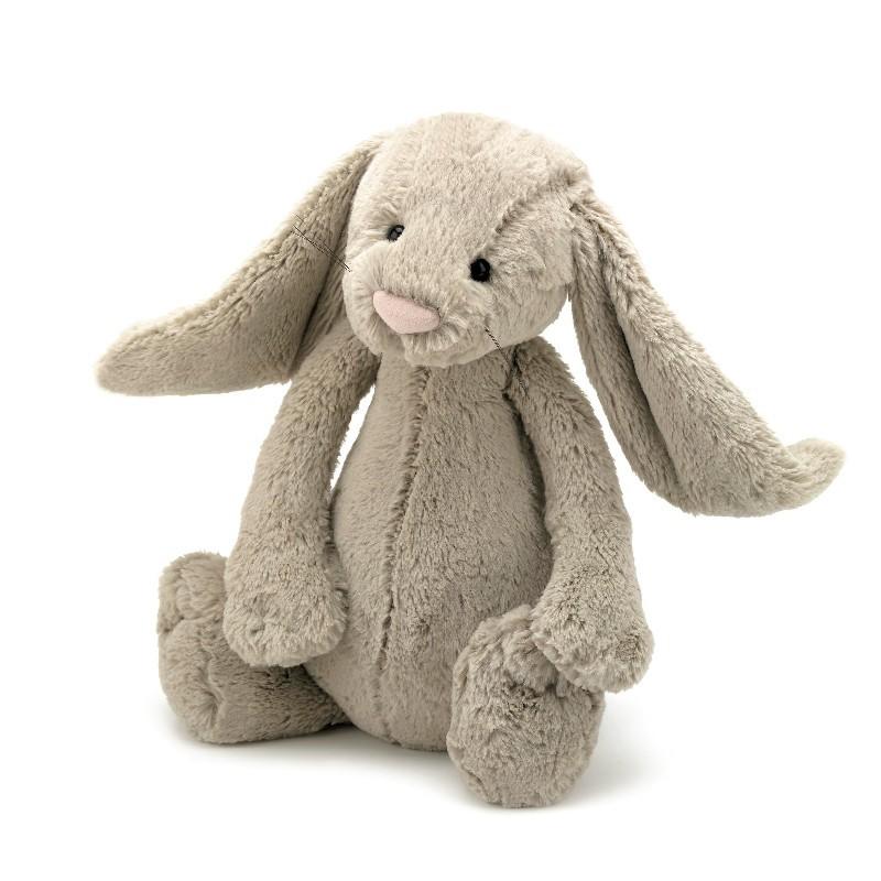 plys kanin til børneværelset