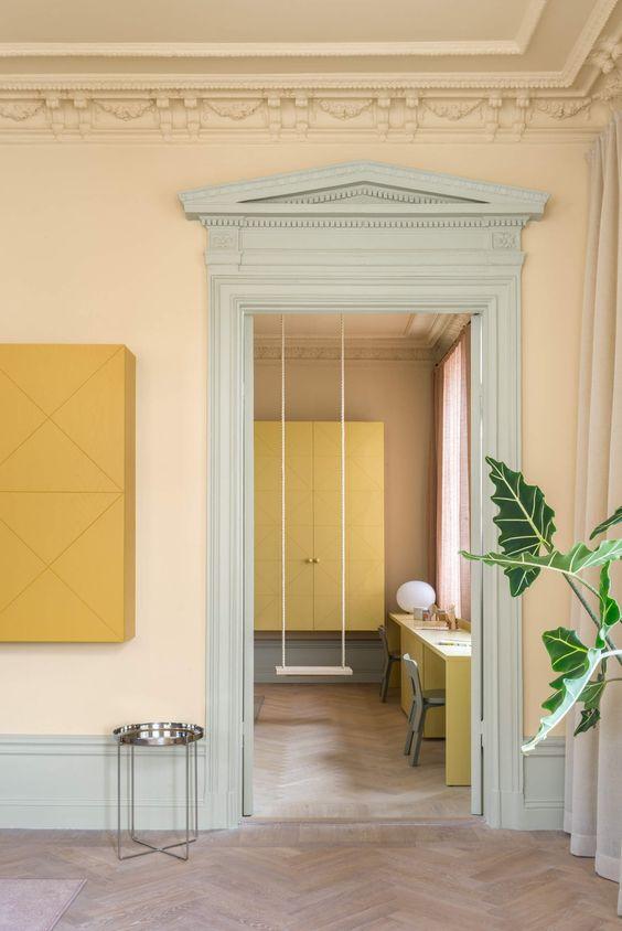 indretning, trends, pasteller, interiør, boligindretning