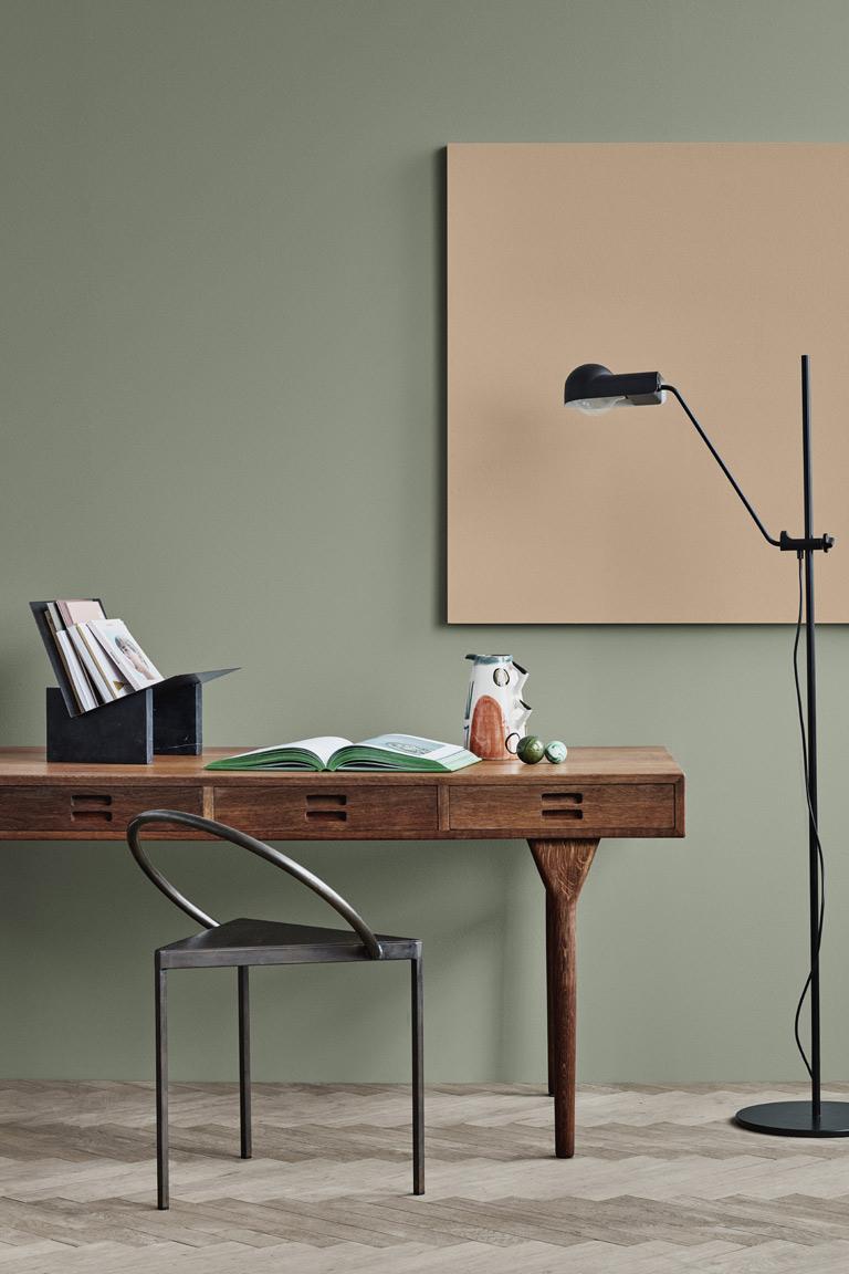grønne farver boligtrends 2019